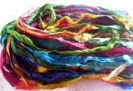 Sari Silk Ribbon Yarn