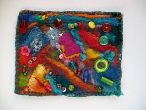 Beads, Buttons, Stitch