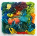 Colourful Needlefelt