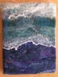 Ocean Notebook Cover