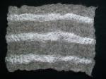 Norwegian wool tops and Milk protein fibre