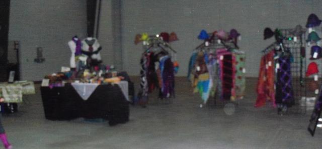 stall rearainged