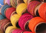 Hand Dyed Cotton Threads