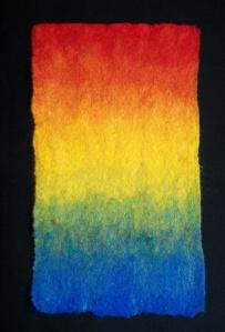 Nylon rainbowo