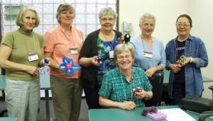 Happy needle felters