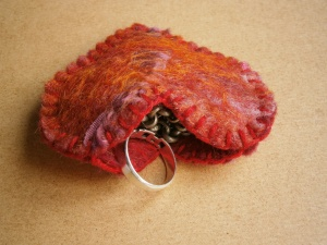 ring pouch