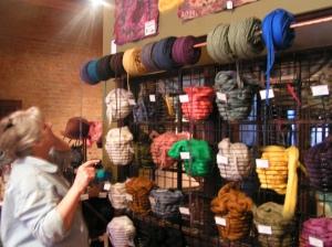 Paula Measuring Pre-Yarn