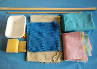 Zed's Felting Tools
