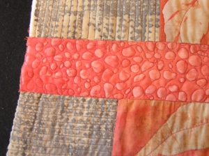 Stitched Pebbles