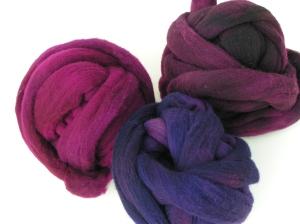 Red Violets and Violet