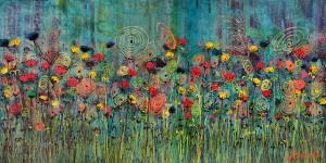 sassy wildflowers