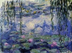 Claude-Monet-Water-Lilies-38-Oil-Painting