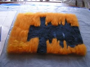 Wool layout