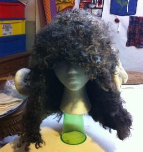 hat dry