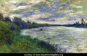 The-Seine-Near-Vetheuil--Stormy-Weather