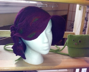 finnished hat 2