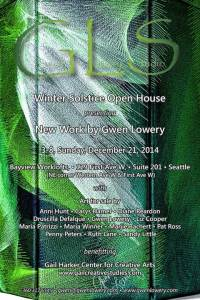 Gwen Lowery Solstice Party Invite Card 2