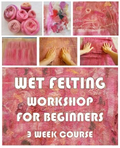 wet felting iNTRO graphic
