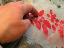 Nuno Felted Paper Fabric Lamination Online Course, Ruth Lane