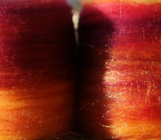 Art Batts - red orange