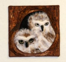 Owls by Karen Straight
