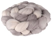 Polwarth Tussah - Granite