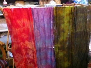 silk dry