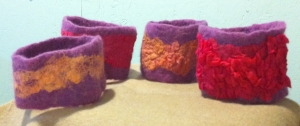 finished tube cozies 2