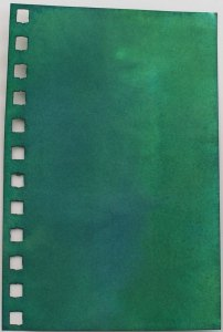 Blue Green Page