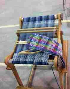 Elizabeths weaving