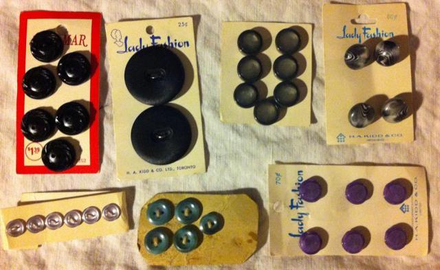 mu buttons