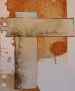 Rusted Card 1 with Details