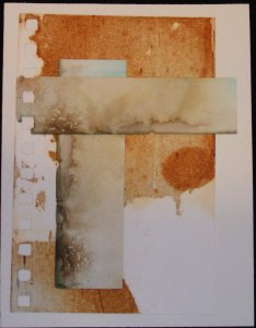 Rusted Card 1