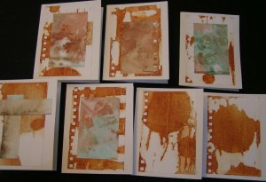 All the Rusted Cards