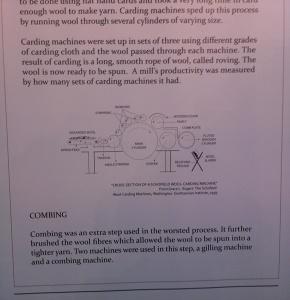 carding machin info