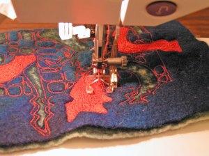 Dense Free Motion Stitching