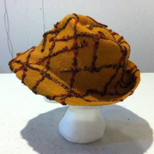 01 orange fedora