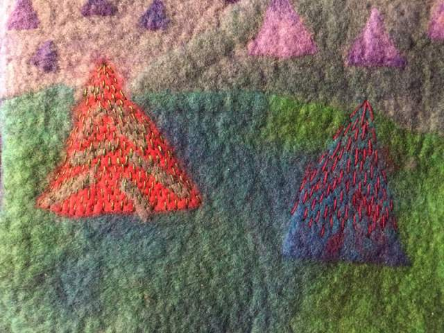 ABS stitching