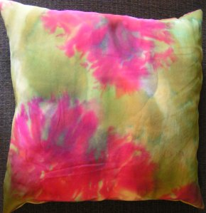 Small Poppy Pillow