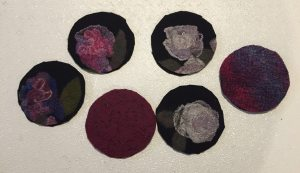 circles for pouches