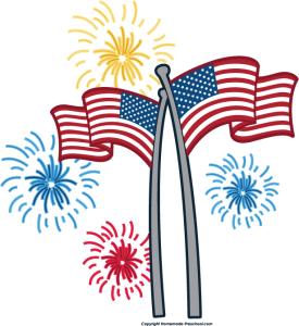 firework-clipart-flag-fireworks USA