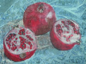 form pomegranates