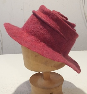 red spikey hat 1