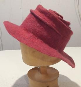 red spikey hat 1