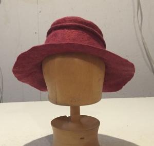 red spikey hat 2