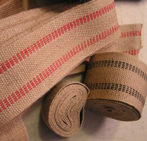 Burlap Strapping