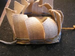 Beginning to Weave