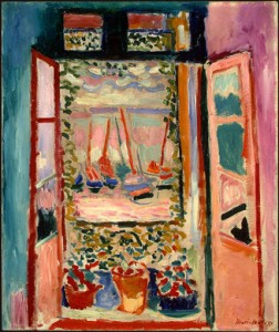 Matisse: Open Window, Wikipedia