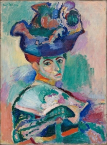 Matisse - Woman with a Hat - Wikipedia