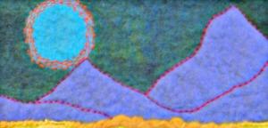 Fauvism Mountain Range